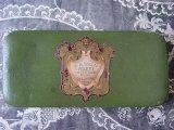 アンティーク 菫のソープボックス VIOLETTE IMPERIALE -GRANDS MAGASINS DU LOUVRE PARIS-