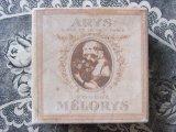 アンティーク パウダーボックス POUDRE MELORYS-ARYS-