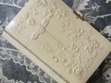 1906年 アンティーク クロス&薔薇&鈴蘭の聖書