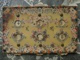 19世紀 アンティーク トランプのカードゲーム MARQUE A JEUX
