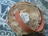 アンティーク  ピンクオレンジ グログランリボン 9.5m  PON 1150 N 5 COL.518 RAYONNE & COTON