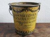 1930年代 アンティーク 『マルキーズ・ ドゥ・セヴィニエ』のジャム缶 フルーツのガーランド CONFITURES D'AUVERGNE A LA PARQUISE DE SEVIGNE ROYAT - MARQUISE DE SEVIGNE -
