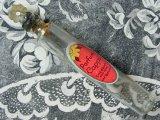 アンティーク 花の硝子栓の小さなパフュームボトル CAPPI-CHERAMY PARIS-