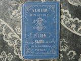 アンティーク 小さなレース図案帳 ALBUM MINIATURE N 154-MAISON SAJOU PARIS-
