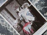 1909年 アンティーク ポストカード 赤ずきん LE PETIT CHAPERON ROUGE (2)