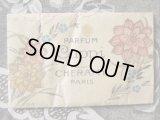 アンティーク  パウダー入り紙袋 PARFUM CAPPI-CHERAMY PARIS-